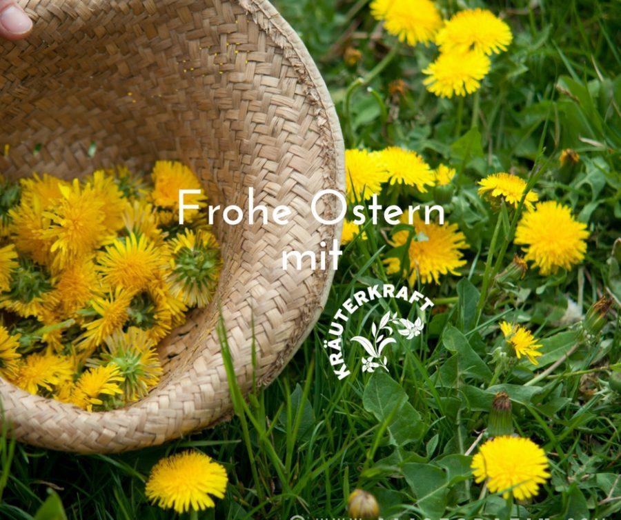 Wir wüschen euch ein schönes frühlingshaftes Osterfest!