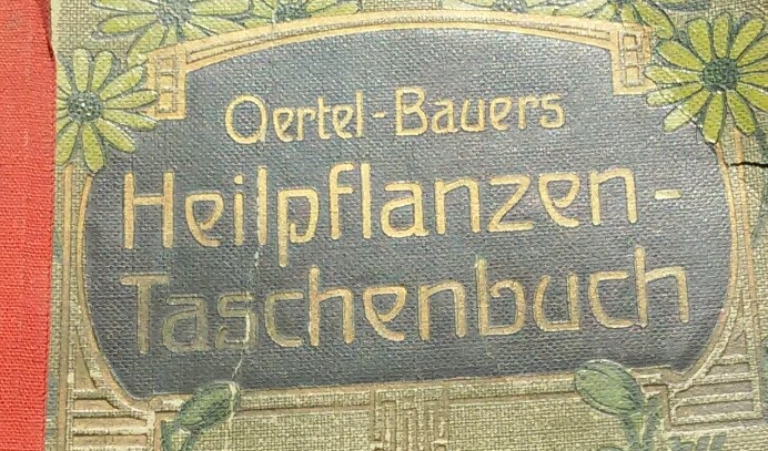 La vecchia conoscenza delle erbe dai libri