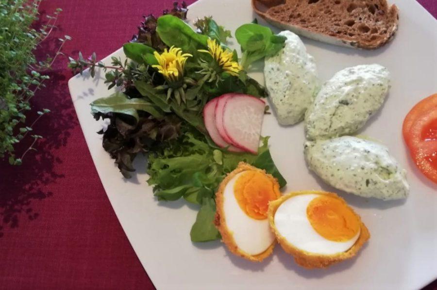 Lust auf Frühlingssalat?