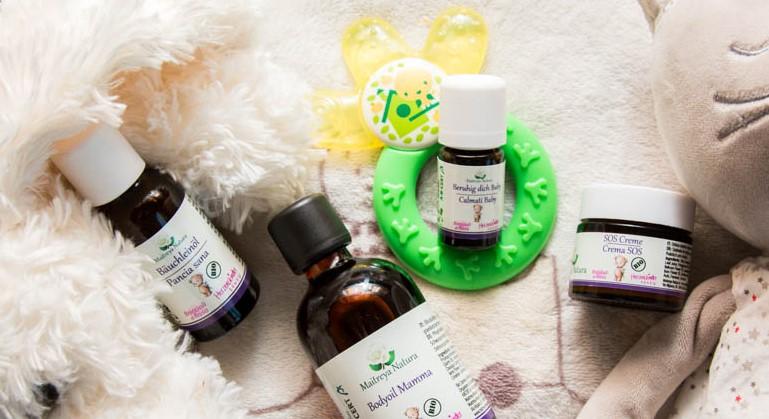 Ätherische Öle für Babies