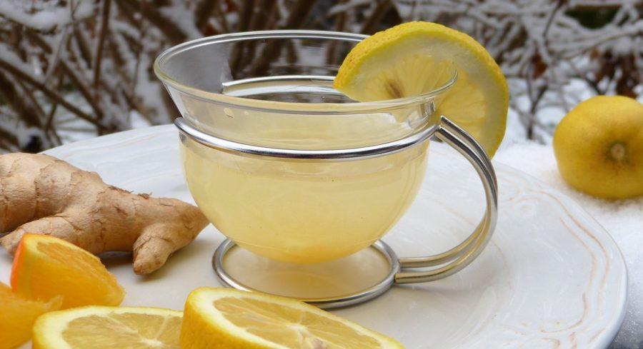 Ingwer-Zitronen Honig